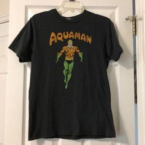 Vintage Aquaman Tee Shirt - Thrifted Tees